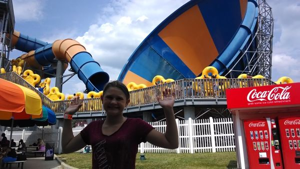 Colonial Williamsburg, Rollercoasters & Waterslides
